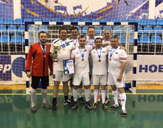 В Югорске состоялся XIII турнир по мини-футболу среди работников прокуратуры ХМАО-Югры