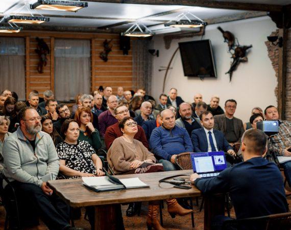 Альшевский М.Ю. и Добряков А.А. приняли участие в организованном Адвокатской палатой ХМАО семинаре по повышению квалификации адвокатов.